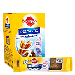 Pedigree® DentaStix™ & Pedigree® DentaFlex™